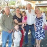 Sally's family- grandparent's day